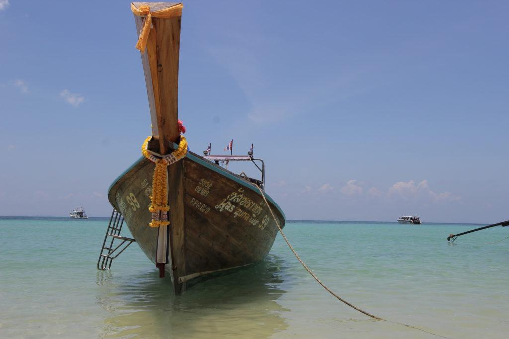 ピピ島海の旅